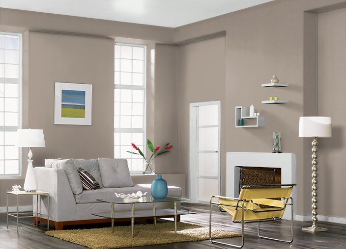 Fortress Grey Paint Home Depot