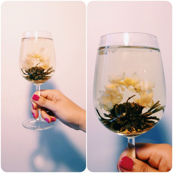 Jasmine tea lover