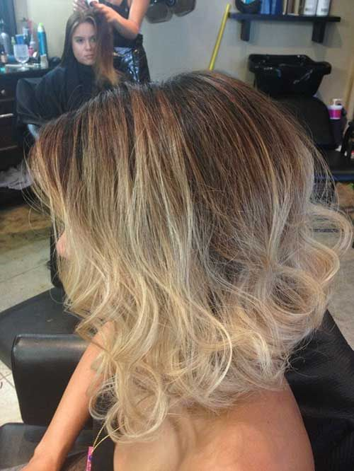 short hair ombre style a collection of 20 ombre hair looks for 5407 | 9a2a38ee6a31eabfdd304cc75c15f828