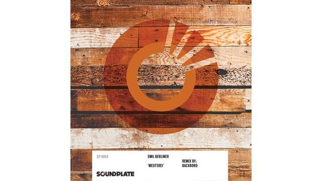 Soundplate Records welcome Emil Berliner to the imprint, with his 'Meuterei' release. The release is made up of two incredibly well produced tracks that work just as well in the club as they do playing in your headphones on the way to work.