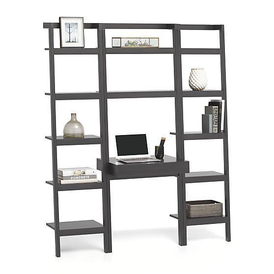 best 25 leaning desk ideas on pinterest small desks. Black Bedroom Furniture Sets. Home Design Ideas