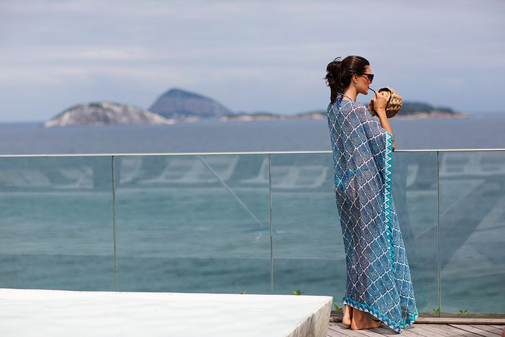 On the Scene….The Rooftop Pool at Fasano, Rio de Janeiro « The Sartorialist