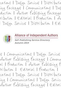 ALLi's Self-Publishing Service Directory now availabe in beta format  Self-Publishing Advice