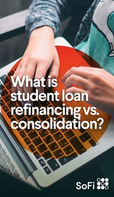 When paying off student loans, it's good to know how federal loan consolidation is different from private—and how both of those are different from refinancing. Read our tips on how to choose the best one for you to save money and work towards being debt free. #StudentLoan #refinancing #consolidation #OakTreeBiz www.oaktreebiz.com