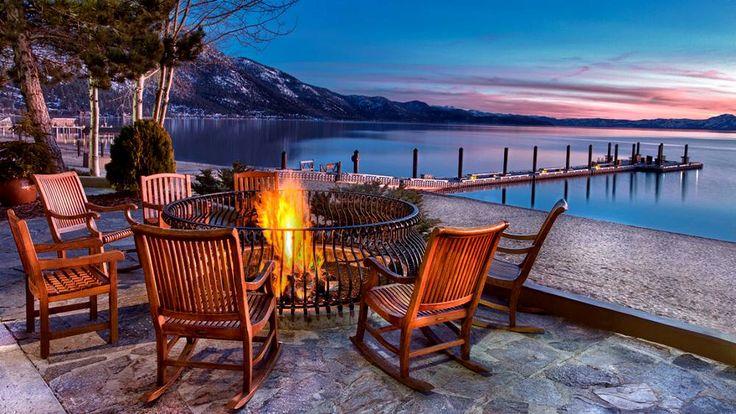 Lake Tahoe - Hyatt Regency Lake Tahoe Resort