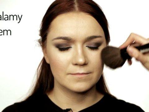 Szukasz makijażowych inspiracji na imprezę? Oto nasza propozycja ;)