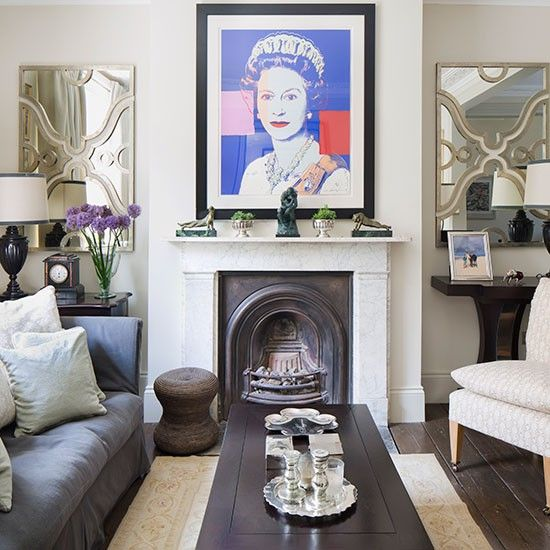 Out of Africa | House tour: London terrace home with South African influences | PHOTO GALLERY | Homes & Gardens | Housetohome.co.uk