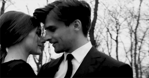 fifthavenuedreamer:  badparisienne:  Melody of Love - Olivia Palermo and her boy  I love them.