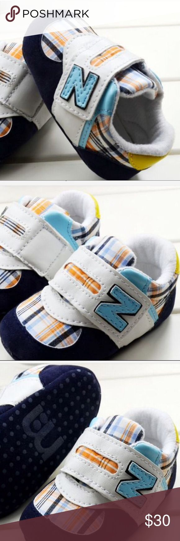 Newborn Baby New Balance Sneakers New. 0-6 months New Balance Shoes Sneakers