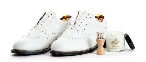 Burgol Schuhpomade für die Golfschuhe