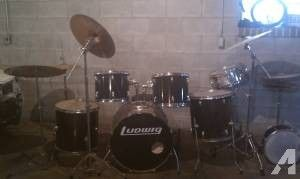 Ludwig Drum Set - $500 (Chapel Hill)