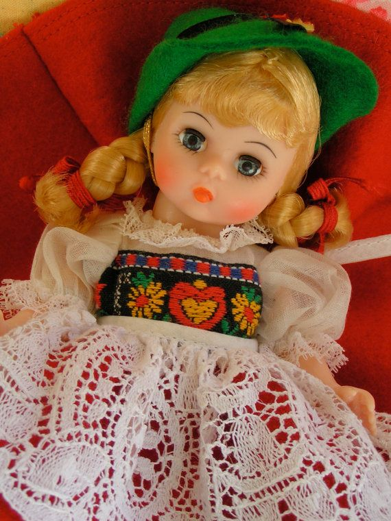 Madame Alexander Doll...Switzweland by KittyKatDance