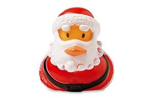 Everyone loves this #bath time companion!! #Santa #rubberduck will make bath time for both the young and the young at heart that much more #fun and #magical - no matter what time of year, but especially at #Christmas!