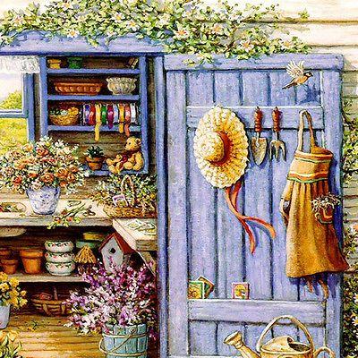 DIY Scenery Diamond Embroidery Painting Craft Home Wall Print Decor Cross Stitch