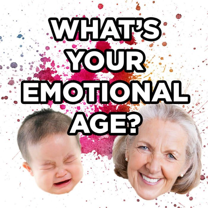 What's Your Inner Age?