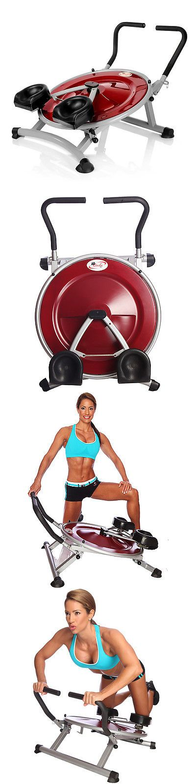 Abdominal Exercisers 15274: As Seen On Tv Ab Circle Pro Abs Exercise Machine And Workout Dvd -> BUY IT NOW ONLY: $54.99 on eBay!