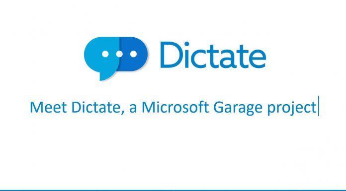 """""""Dictate"""" é o nome da nova ferramenta da Microsoft que permite ao utilizador ditar o texto que quer escrever. A aplicação de reconhecimento de voz vai estar disponível no Word, Powerpoint e Outlook, e a sua utilização é muito simples. Basta abrir o separador """"Dictation"""" e clicar em """"Start"""", nesse momento o software começa a …"""