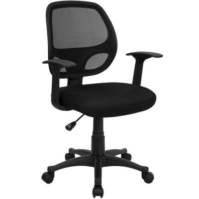 Flash Furniture Low-Back Mesh Office Chair & Reviews | Wayfair