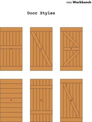 Barn Style Shutters | guida barn door style shutters