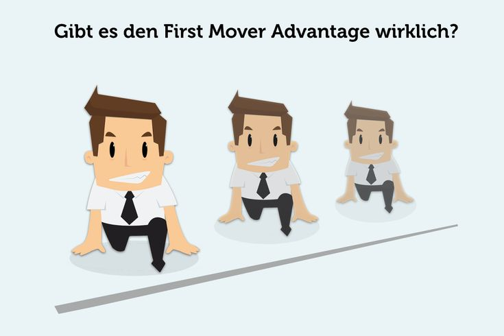 Der Zweite ist schon der erste Verlierer. Er hat alles gegeben, gereicht hat es trotzdem nicht. Knapp vorbei ist eben auch daneben... Oder doch nicht?  http://karrierebibel.de/first-mover-advantage/