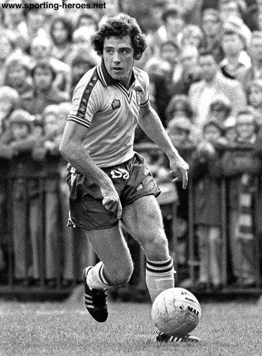 Colin Sullivan - Norwich City FC - 1974/75-1978/79