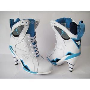 High Heels Jordans