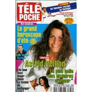 Télé Poche (n°1738) du 31/05/1999 - Astrid Veillon - Marianne Basler - Mira Sorvino - Eddy Mitchell - Liam Neeson - Jackson Joshua - Abba - Texas - ... [Magazine mis en vente par Presse-Mémoire]
