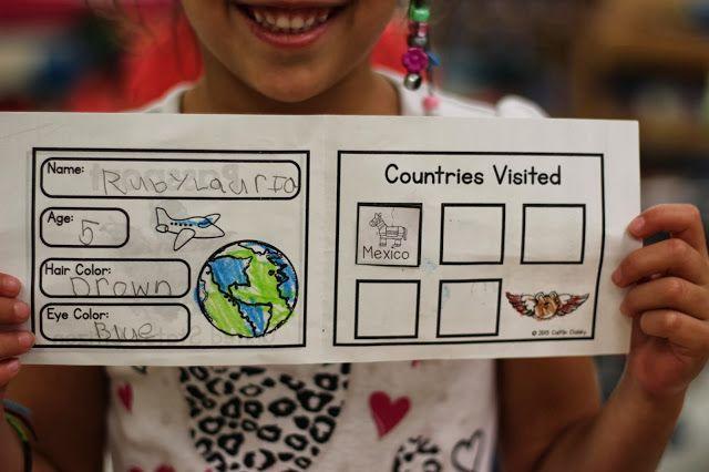 Kindergarten Smiles: Holidays Around the World: Mexico