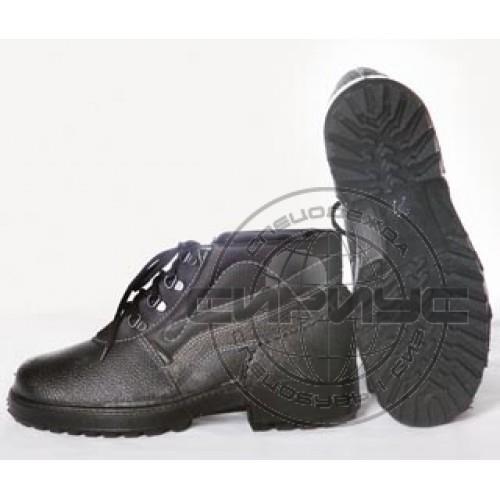 Ботинки буйвол