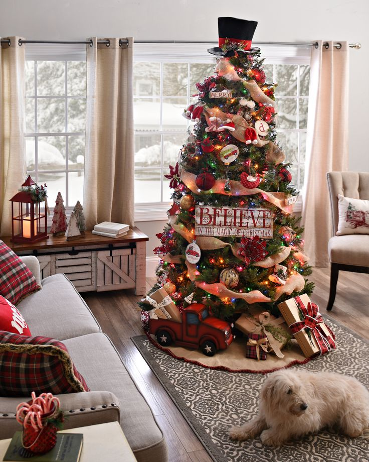 Your tree becomes the center of your home during the holidays. Check out this blog for tips on creating the perfect theme for your tree and spread the spirit of Christmas throughout your home!