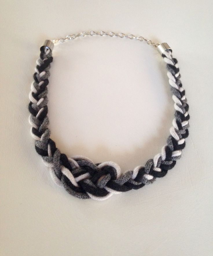 Collana nodo ,nautical knot