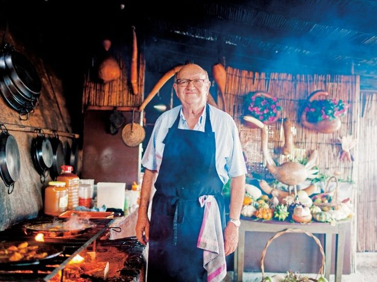 Todd Selby's Photo Take on Good Food Made by Interesting People : Condé Nast Traveler