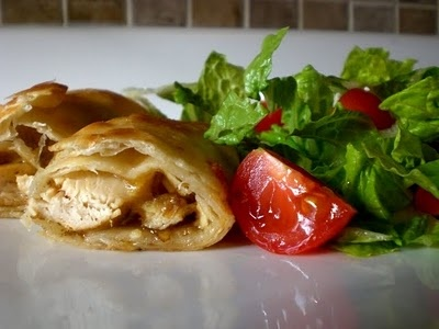 Smoked Chicken & Cheese Flautas | main dishes | Pinterest