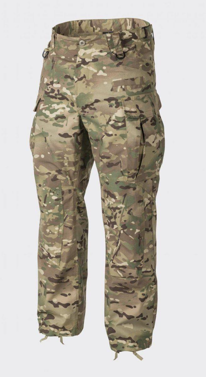 Helikon Tex SFU Next Hose Pants Camogrom Ripstop Special Forces Uniform Secur