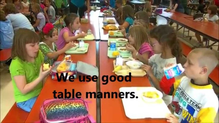 WVES PBIS Cafeteria Expectations                                                                                                                                                                                 More