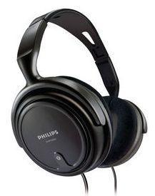 Philips Stereo Over Ear Headphones Deep Bass SHP2000 ( Black ) Rs.568