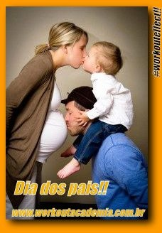Dia dos pais! Nice pic...