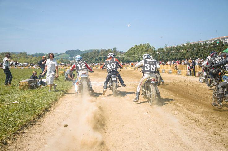 Karl Maier - Once a racer, always a racer