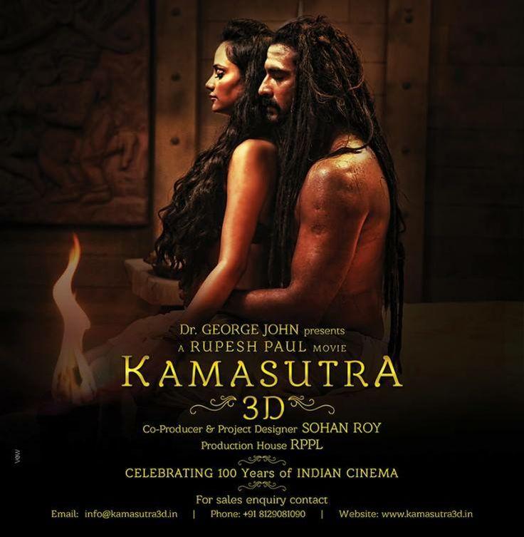 Poster of #kamasutra3d.