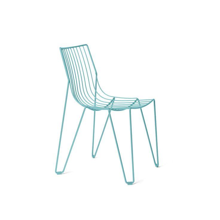 Tio Chair - Pastel Turquoise