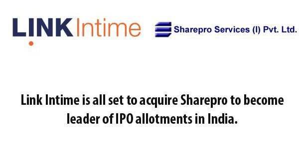 Link Intime IPO Allotment Status