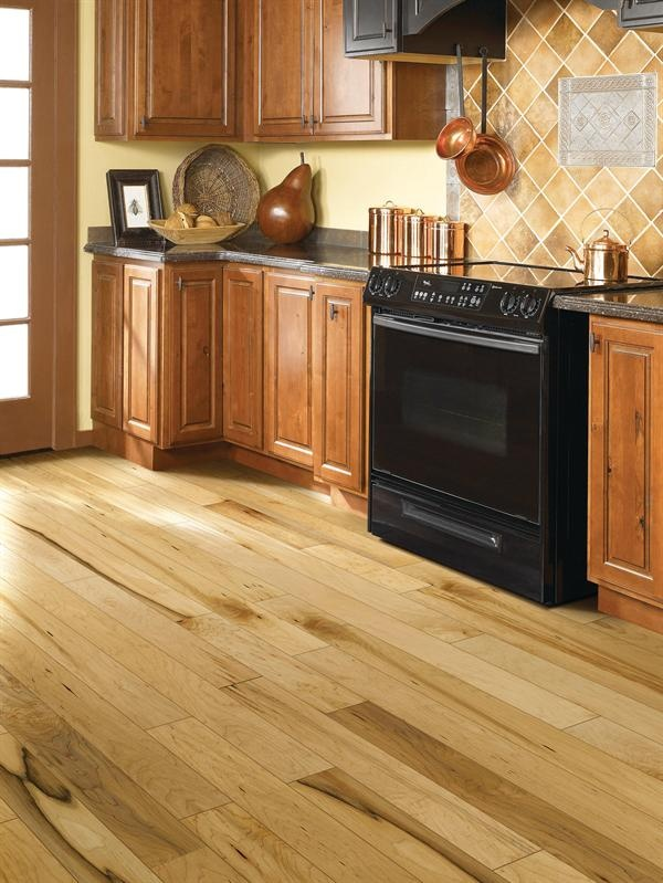 This Company Creates Up North, A Maple Flooring Product With Graining And