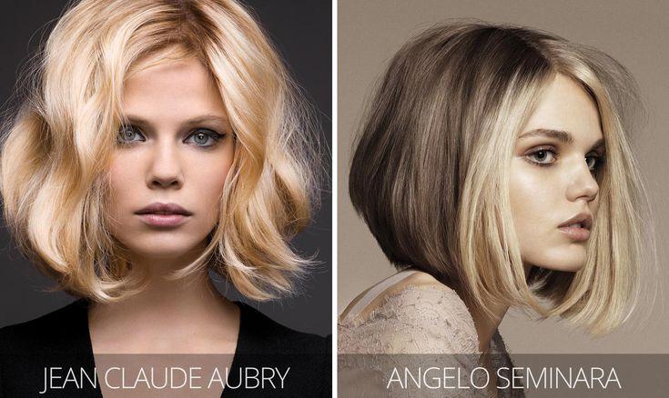 Účesy pre polodlhé vlasy jeseň / zima 2015/2016 – retro účesy 60. rokov ako inšpirácia.