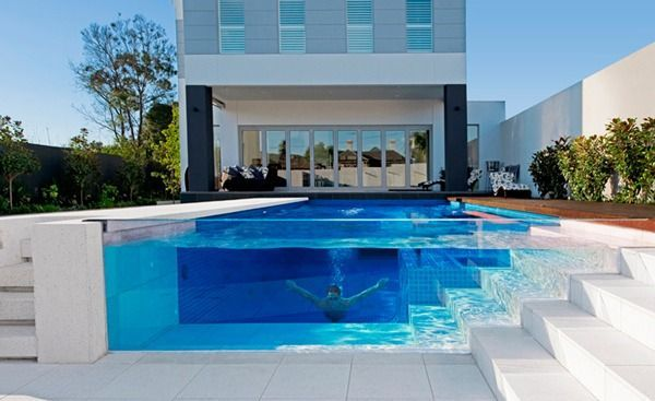 1586 best awesome inground pool designs images on for Pool design 974
