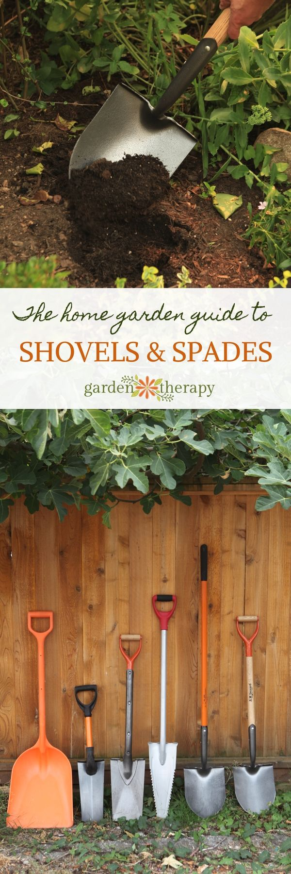The Home Garden Guide to Shovels and Spades