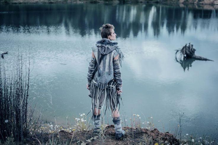 "Коллекция Аллы Халайджи ""Антиутопия"" - Ярмарка Мастеров - ручная работа…"