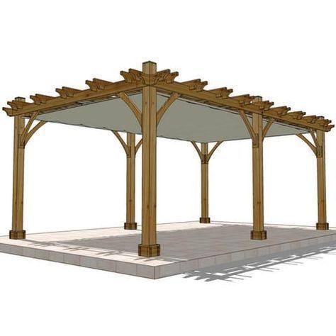 Best 25 Pergola Canopy Ideas On Pinterest Pergola Shade