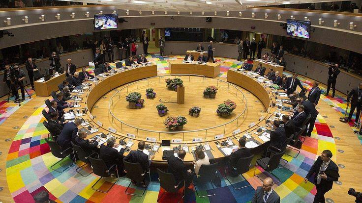 Posiedzenie Rady Europejskiej - Agencja Gazeta