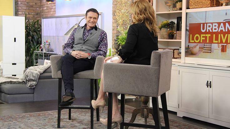 Watch Glen Peloso on the @marilynshow @marilyndenisctv #GlenandJamie http://www.marilyn.ca/AtHome/segments/Daily/February2014/2_6_2014/IndustrialDecor