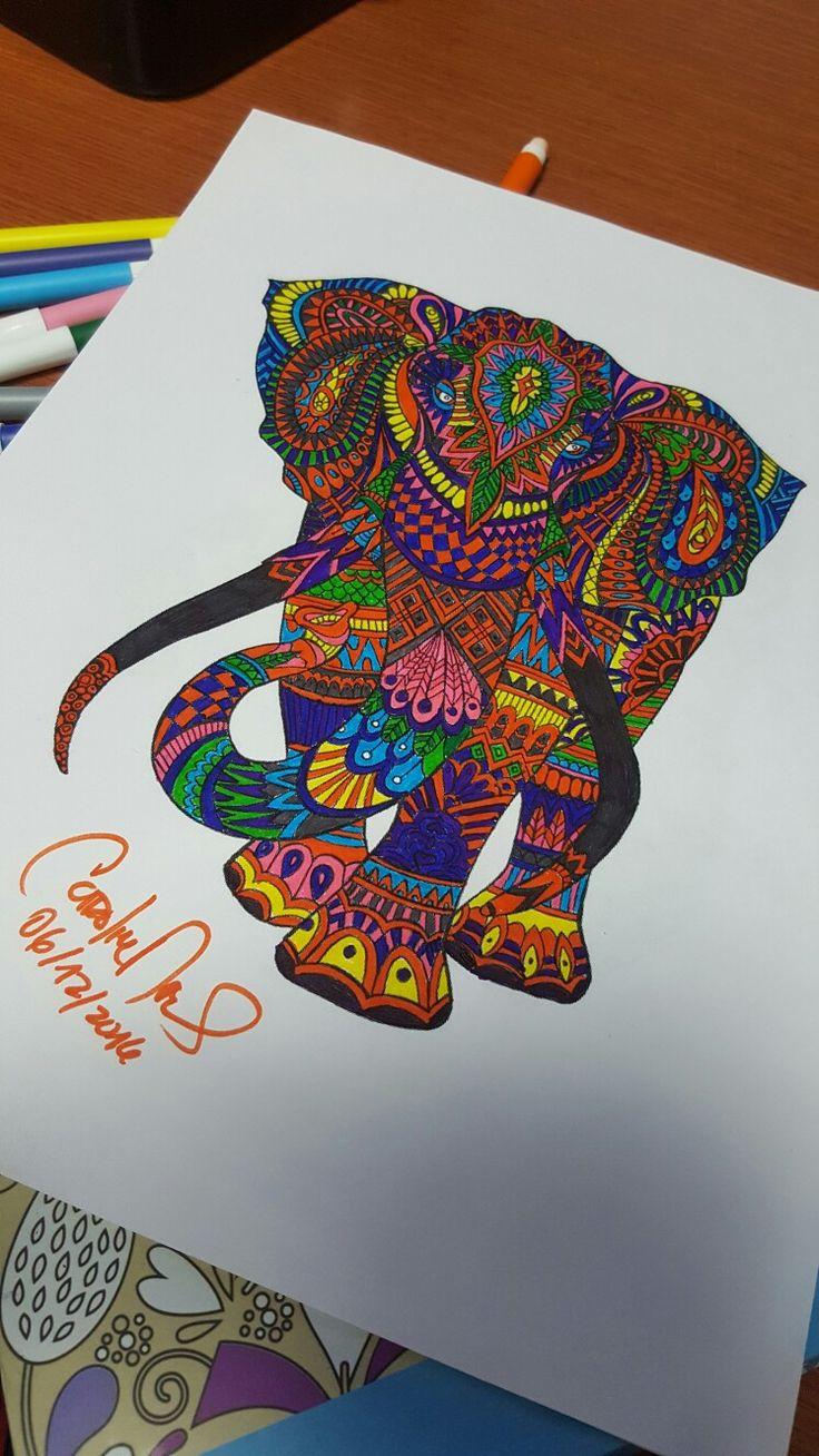 #Mandala Siempre es bueno inspirarse en las personas que queremos: Er